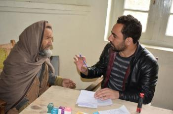Rehman Medical College student's social welfare society conducted Free Medical Camp